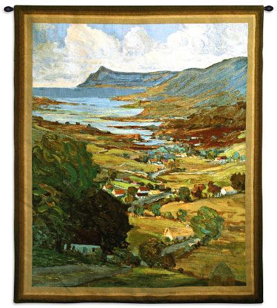 Color Of Ireland Wall Tapestry-Oneill -Wall Tapestry