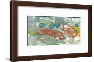 Color of Life II-Lila Bramma-Framed Art Print