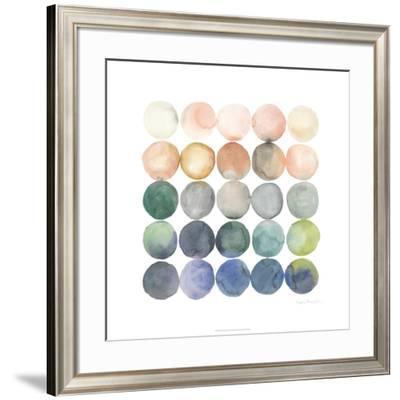 Color Relationships I-Megan Meagher-Framed Limited Edition