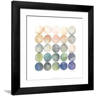 Color Relationships II-Megan Meagher-Framed Limited Edition