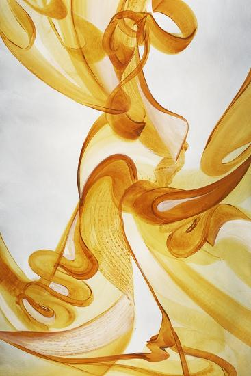 Color Ribbons III-Kari Taylor-Giclee Print