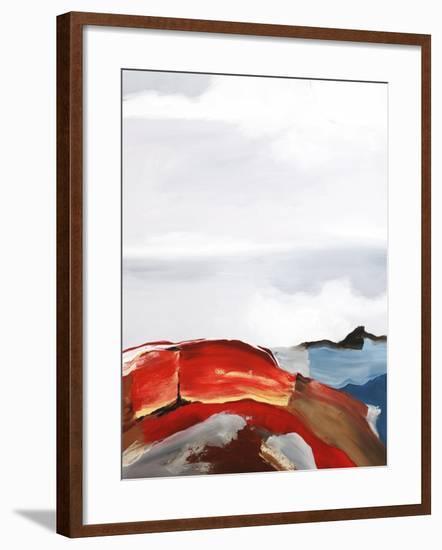 Color Scapes IV-Sydney Edmunds-Framed Giclee Print