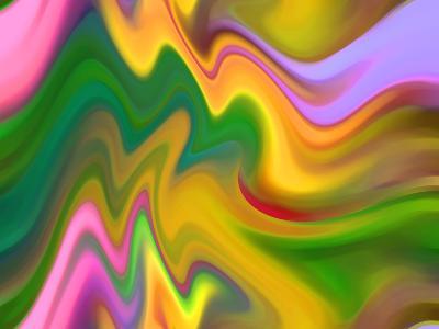Color Sensations-Ruth Palmer-Art Print
