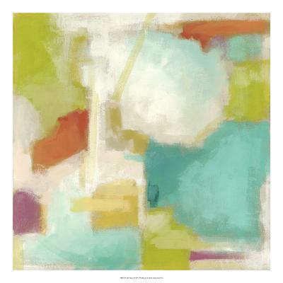 Color Space I-June Vess-Premium Giclee Print