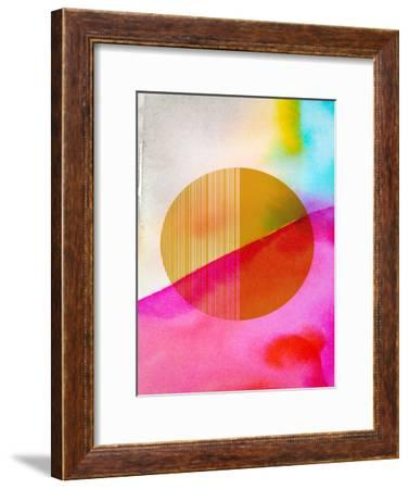 Color Sphere II-Hope Bainbridge-Framed Giclee Print
