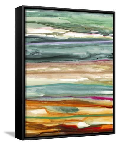 Color Splash 3-Tracy Hiner-Framed Canvas Print