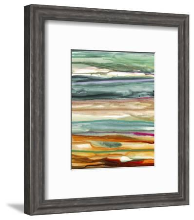 Color Splash 3-Tracy Hiner-Framed Giclee Print
