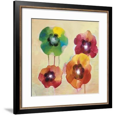 Color Study I-Deborah LaMotte-Framed Art Print