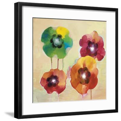 Color Study I-Deborah LaMotte-Framed Art Print
