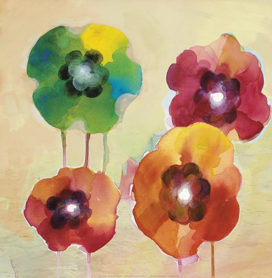 Color Study I-Deborah LaMotte-Art Print