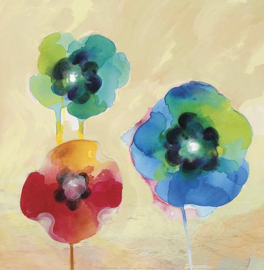 Color Study II-Deborah LaMotte-Art Print
