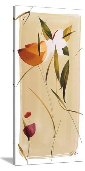 Color y Tu I-Lola Abellan-Stretched Canvas Print