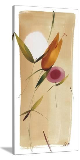 Color y Tu II-Lola Abellan-Stretched Canvas Print