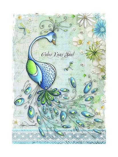 Color Your Soul-Megan Duncanson-Giclee Print