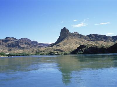 Colorado River Near Parker, Arizona, USA-R H Productions-Photographic Print