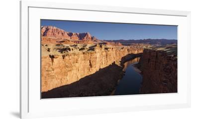 Colorado River, Vermilion Cliffs National Monument, Utah, Usa-Rainer Mirau-Framed Photographic Print