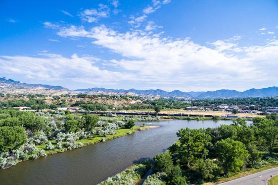 Colorado River-urbanlight-Photographic Print