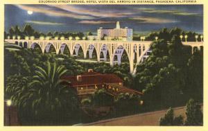 Colorado Street Bridge, Pasadena, California