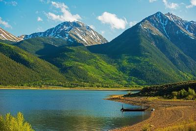 Colorado Twin Lakes-duallogic-Photographic Print