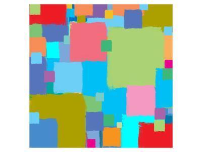 Coloratura I-Yashna-Art Print