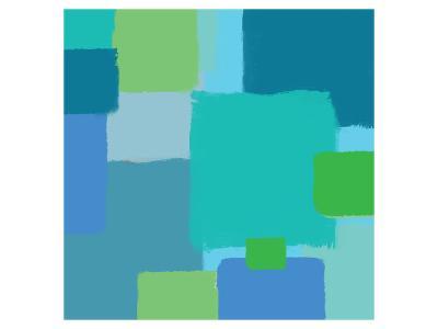 Coloratura IX-Yashna-Art Print