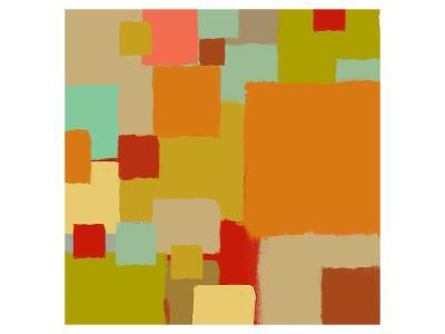 Coloratura VII-Yashna-Art Print