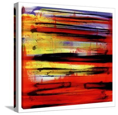 Colorburst X-Sven Pfrommer-Gallery Wrapped Canvas
