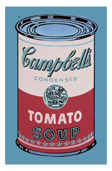 andy warhol tomato soup meaning