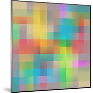 Colored Squares Background