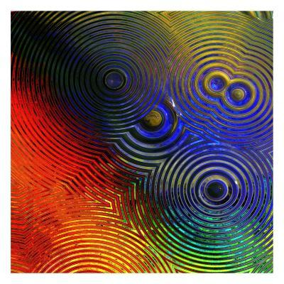 Colorful Abstract I-Jean-Fran?ois Dupuis-Art Print