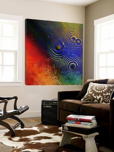 Colorful Abstract I-Jean-Fran?ois Dupuis-Loft Art