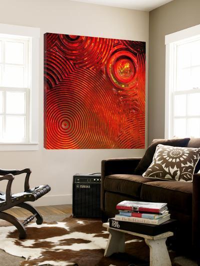 Colorful Abstract II-Jean-Fran?ois Dupuis-Loft Art