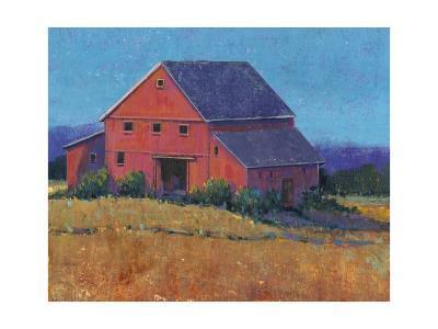 Colorful Barn View II-Tim O'toole-Art Print