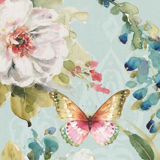 Colorful Breeze IV-Lisa Audit-Art Print