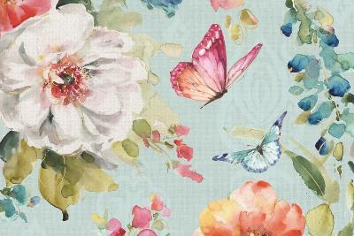 Colorful Breeze VI-Lisa Audit-Art Print