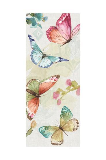 Colorful Breeze VII-Lisa Audit-Art Print