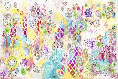 Colorful Chaos - Jennifer-Jennifer McCully-Giclee Print