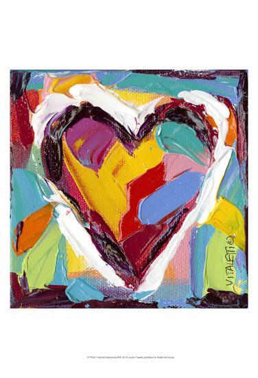 Colorful Expressions II-Carolee Vitaletti-Art Print