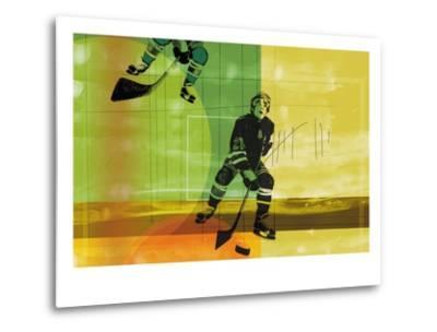 Colorful hockey