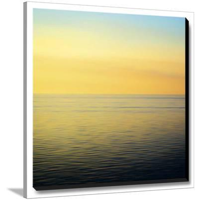 Colorful Horizons I-John Rehner-Stretched Canvas Print