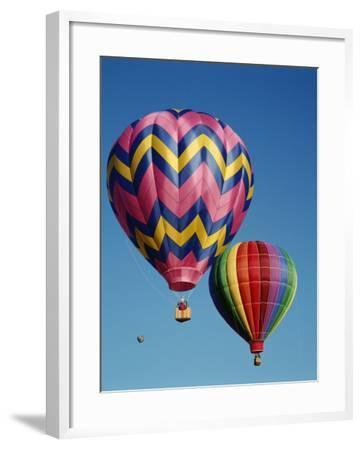 Inside an Inflating Balloon at the Albuquerque Balloon