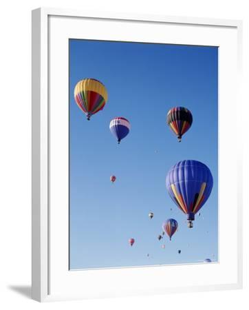 Balloon Fiesta Albuquerque, New Mexico, USA Photographic