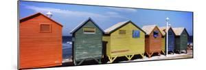 Colorful Huts on the Beach, St. James Beach, Cape Town, Western Cape Province, South Africa
