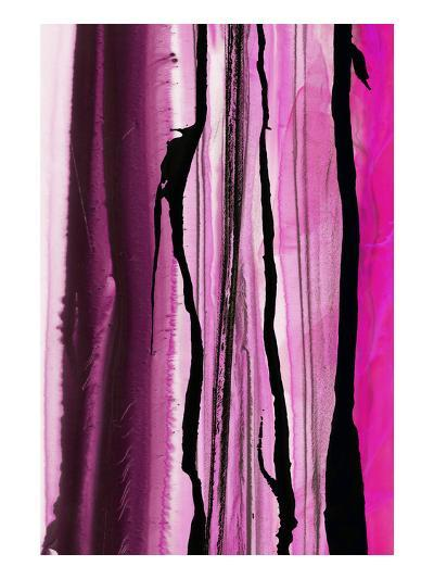 Colorful Ink Wash 1B-Tracy Hiner-Premium Giclee Print