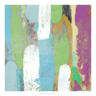 Colorful Layers I-Julie Silver-Giclee Print