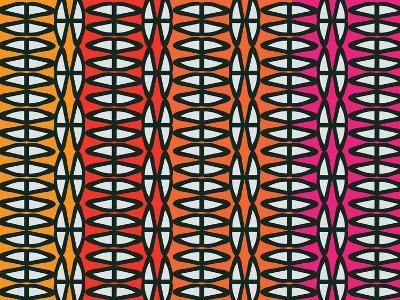 Colorful Native Coco-Belen Mena-Giclee Print