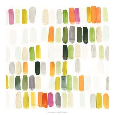 Colorful Swatches II-Julie Silver-Giclee Print