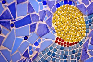 Colorful Tile Mosaic