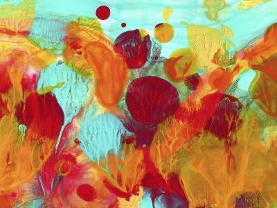 Colorful under the Sea Abstract-Amy Vangsgard-Giclee Print