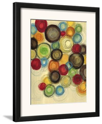 Colorful Whimsy I-Jeni Lee-Framed Art Print